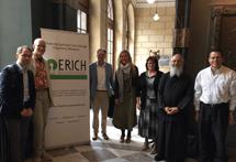 ENHCC komitee Leuveni Ülikoolis ERICH-i avakonverentsi eel 6.06.2017
