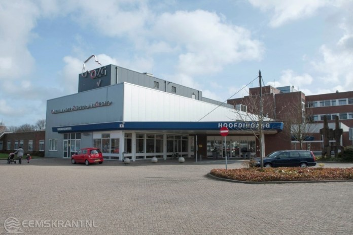 Expositie Locatie Delfzicht Ommelander Ziekenhuis: 'De eersten zullen de laatsten zijn'