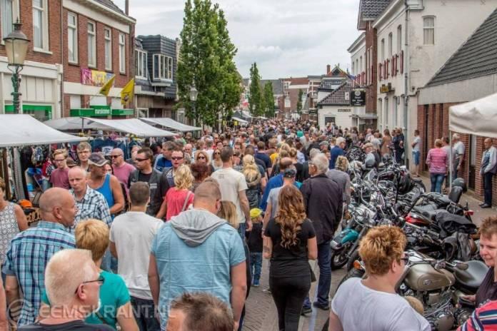 Custom Chopperday in Appingedam trekt weer veel bekijks
