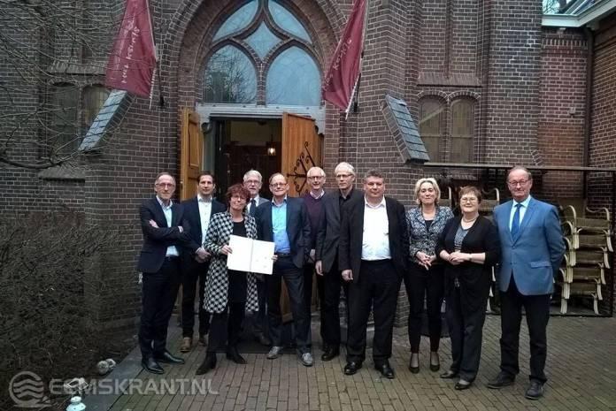 Gemeenten en corporaties Eemsdelta ondertekenen woningmarktafspraken