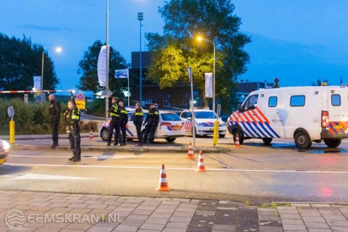 Schietpartij in Delfzijl-Noord; politie sluit deel centrum af