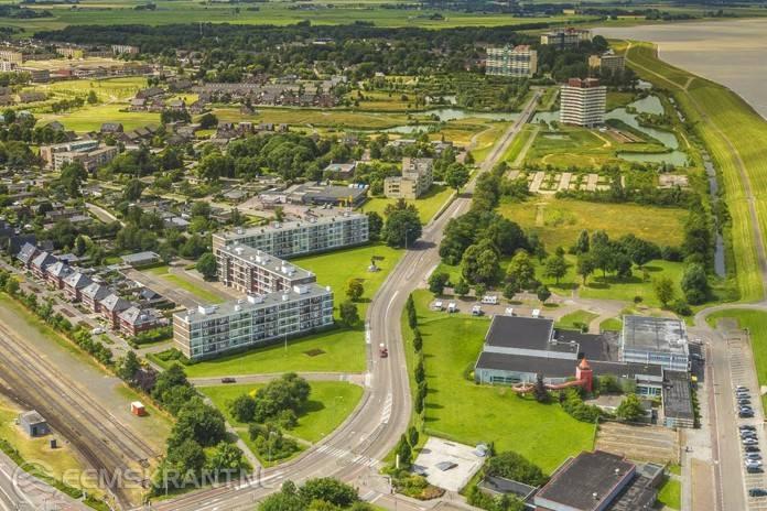Start woonvisie voor de gemeente Delfzijl en gebiedsvisie voor Delfzijl Noord