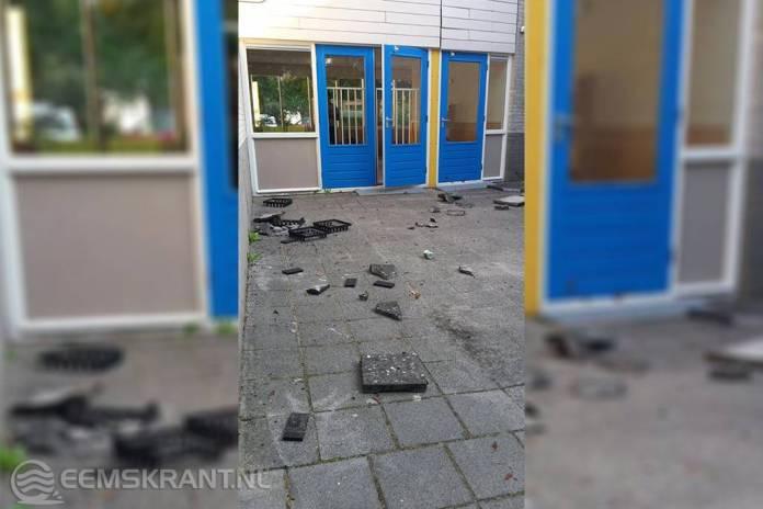 Getuigen gezocht van golf van vernielingen bij kinderdagcentrum Berjarijke