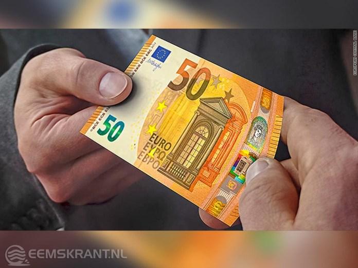 Nieuw 50-eurobiljet vanaf morgen in omloop