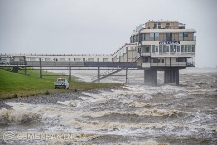 Tweede herfststorm heeft voor weinig problemen gezorgd in de regio