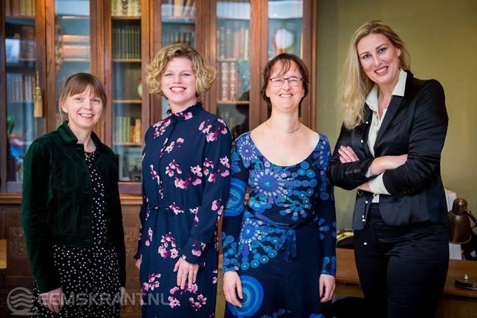 Nieuw stafbestuur Ommelander Ziekenhuis eerste geheel vrouwelijke stafbestuur van Nederland