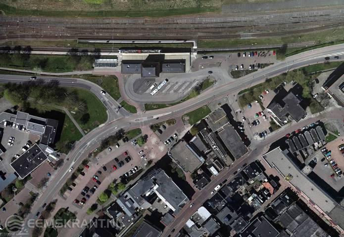 Aannemer Hoornstra B.V. gaat herinrichting stationsgebied Delfzijl verzorgen
