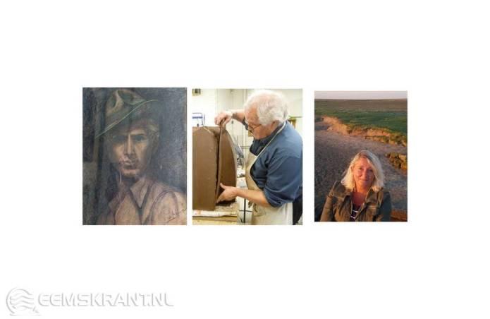 Opening expositie in DE KERK te Onderdendam: Drie Generaties op het Hogeland