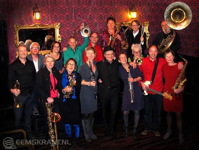 De Jazzfanfare naar Cultuurerf Andledon