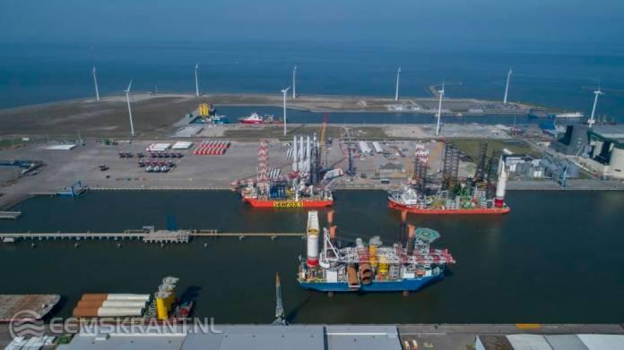Groningen Seaports zet onverminderd door op groei in havens