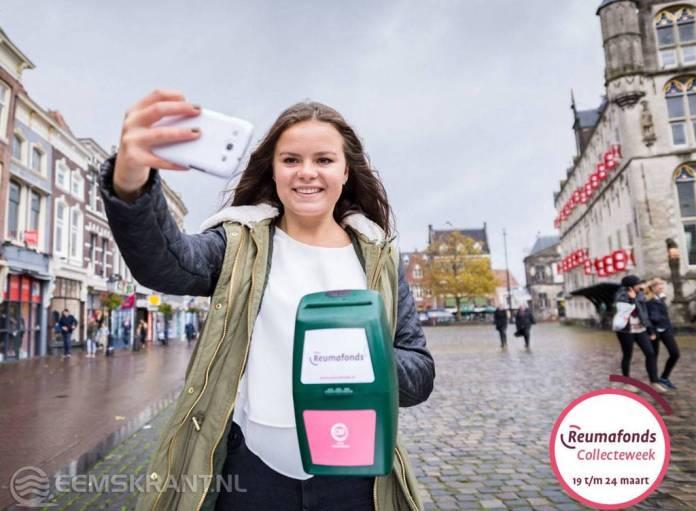 Reumafonds zoekt collectanten en wijkhoofden in Appingedam