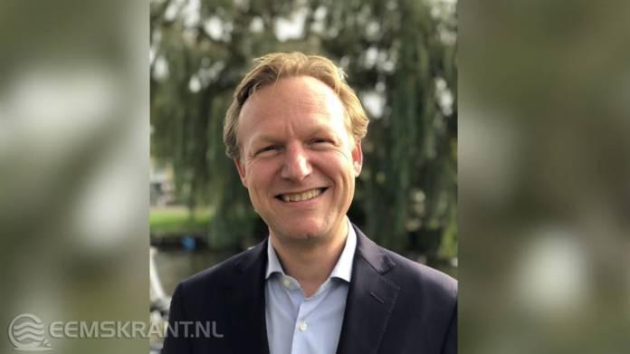 Bas Wallis de Vries volgt Edwin Smit op als lid raad van bestuur Ommelander Ziekenhuis