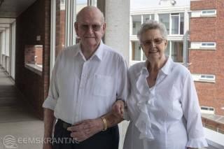 65 jarig huwelijk fam Bilder_4306
