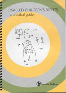 Disabled children's rights: A practical guide by Hazel Jones