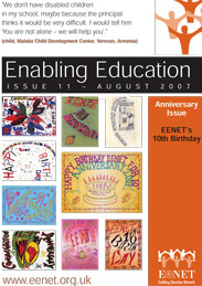 Enabling Education 11 cover