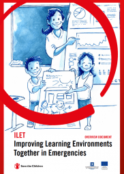 Front cover of ILET resource