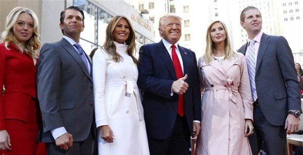 INTERIOR: Could Trump Jr. be secretary? 'Why the hell not ...