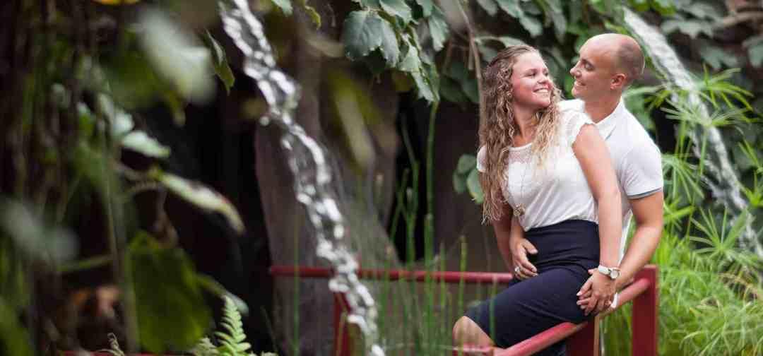 loveshoot fotosessie tropische kas Burgerveen fotograaf