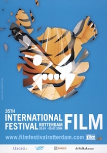 """""""U bent verbonden met het Filmfestival Rotterdam"""""""