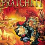 boekomslag Terry Pratchett - Lords and ladies (Discworld 14)