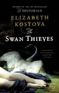 Elizabeth Kostova – The swan thieves