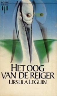 boekomslag Ursula Le Guin - Het oog van de reiger