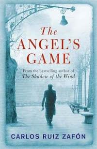 boekomslag Carlos Ruiz Zafon - The angel's game