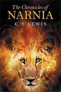 boekomslag C.S. Lewis - The chronicles of Narnia