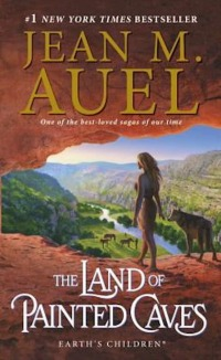 boekomslag Jean Auel - The land of painted caves (Earth's children 6)