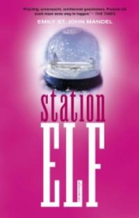 boekomslag Emily St John Mandel - Station Elf