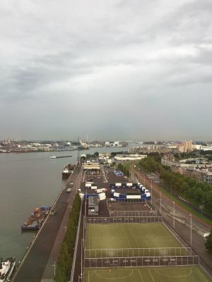 Uitzicht 15 augustus