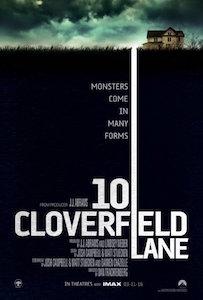 filmaffiche van 10 Cloverfield lane