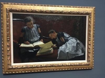 20171104 schilderij Gemeentemuseum