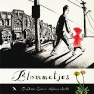 boekomslag JonArno Lawson - Blommetjes