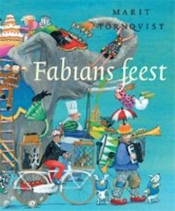 boekomslag Marit Törnqvist - Fabians feest