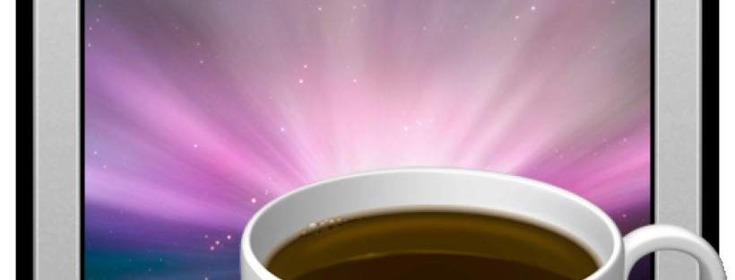 Caffeine voor Mac