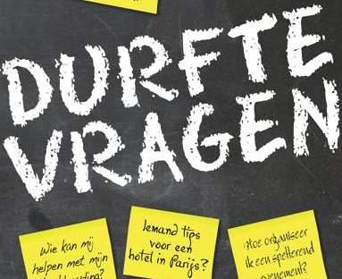 Durftevragen boek - Niels Roemen & Fanny Koerts