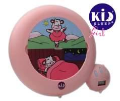 KidSleep kinderwekker roze
