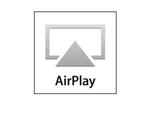 AirPlay icoon