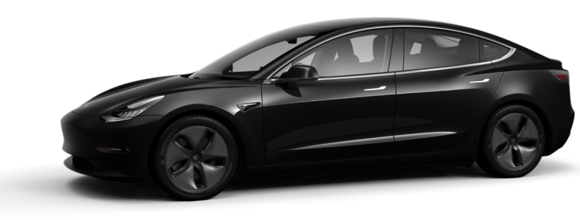 Tesla Model 3 Long-Range