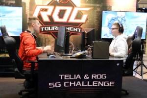 Telia toi 5G:n asiakkaiden kokeiltavaksi esports-tapahtumassa