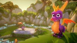 TESTISSÄ: Spyro-Reignited Trilogy