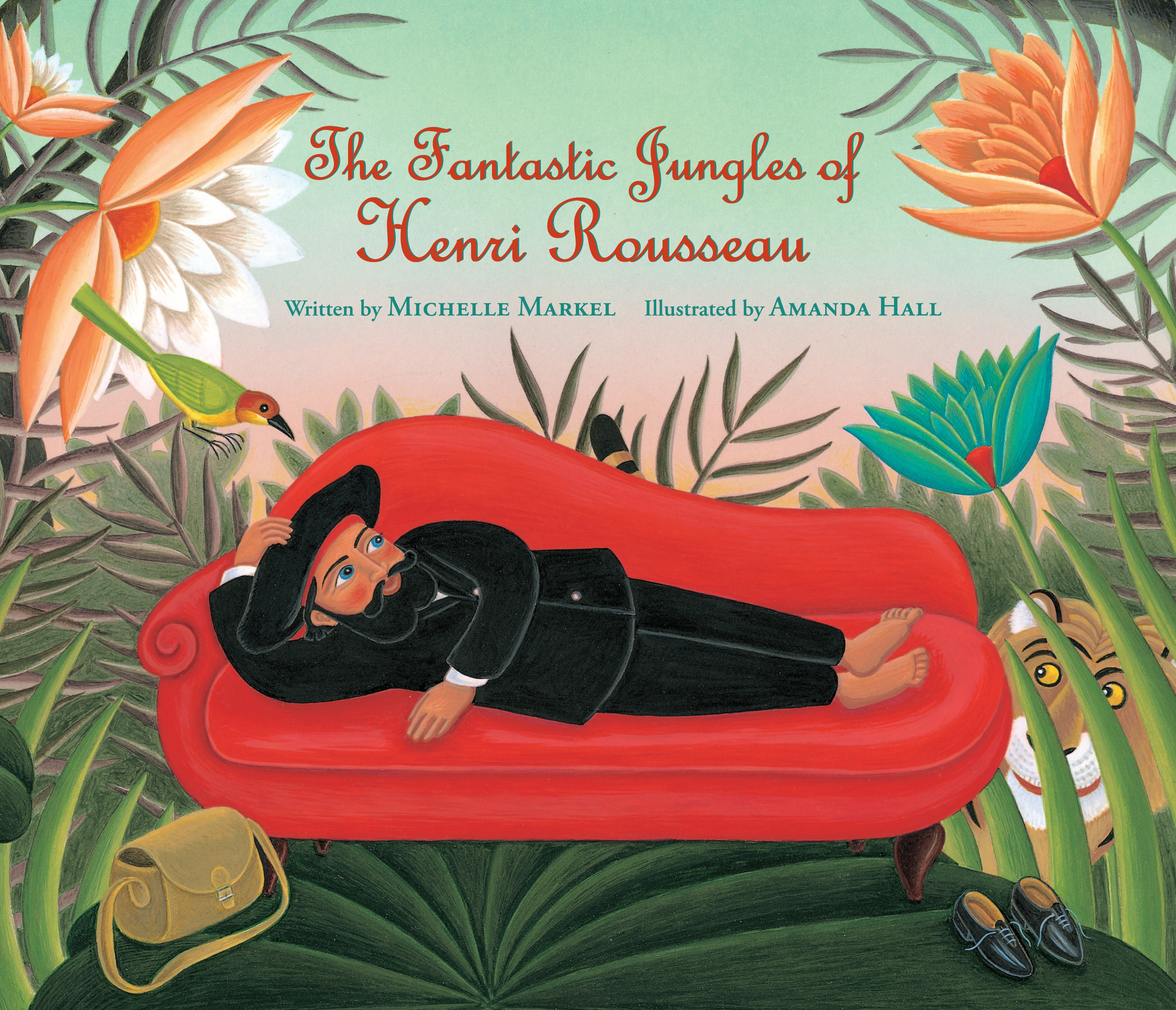 The Fantastic Jungles of Henri Rousseau