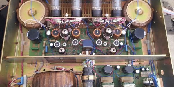 Valve Amp Repairs
