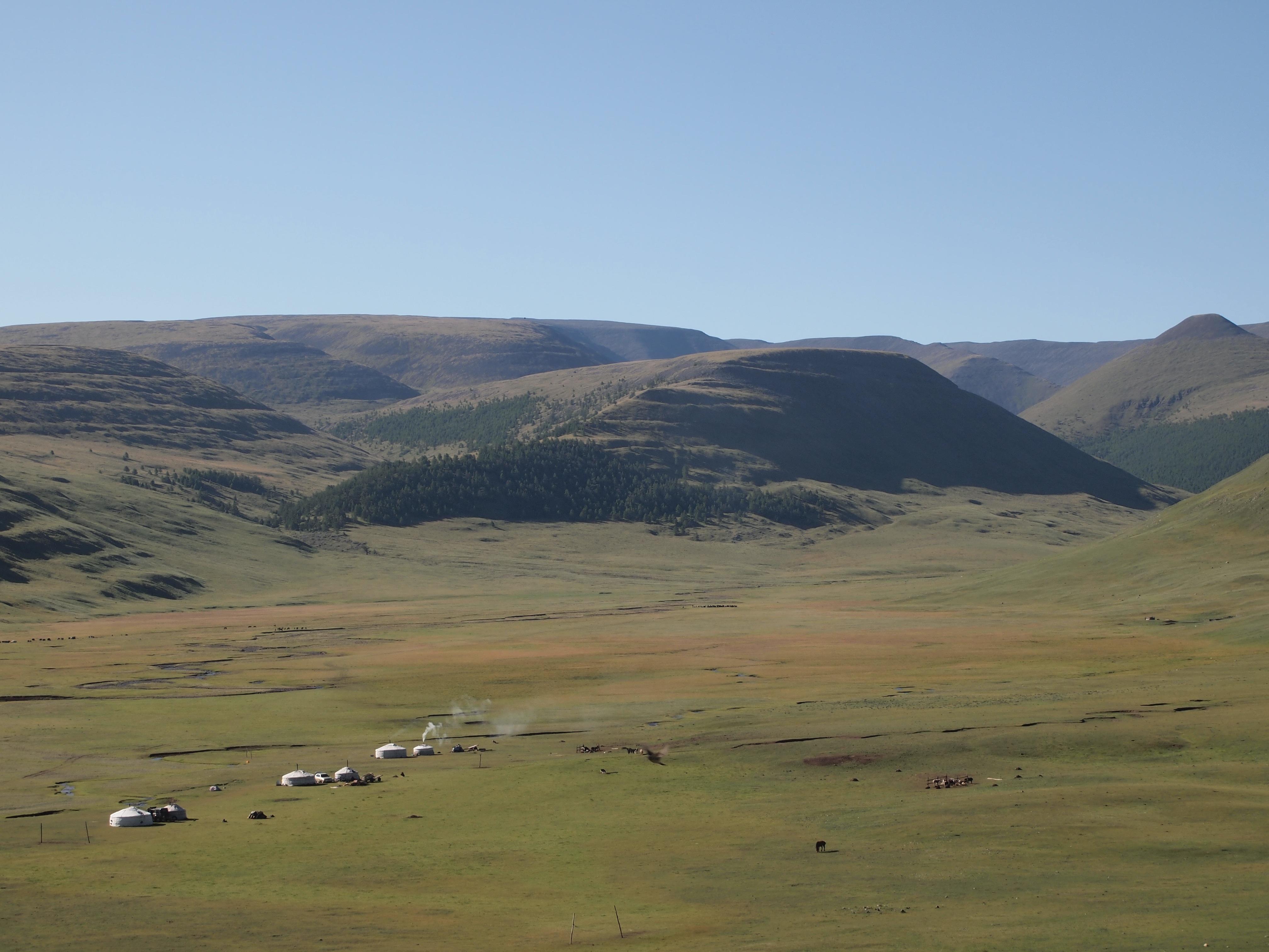 Mongolia Landscapes Earth Amp Environmental Science