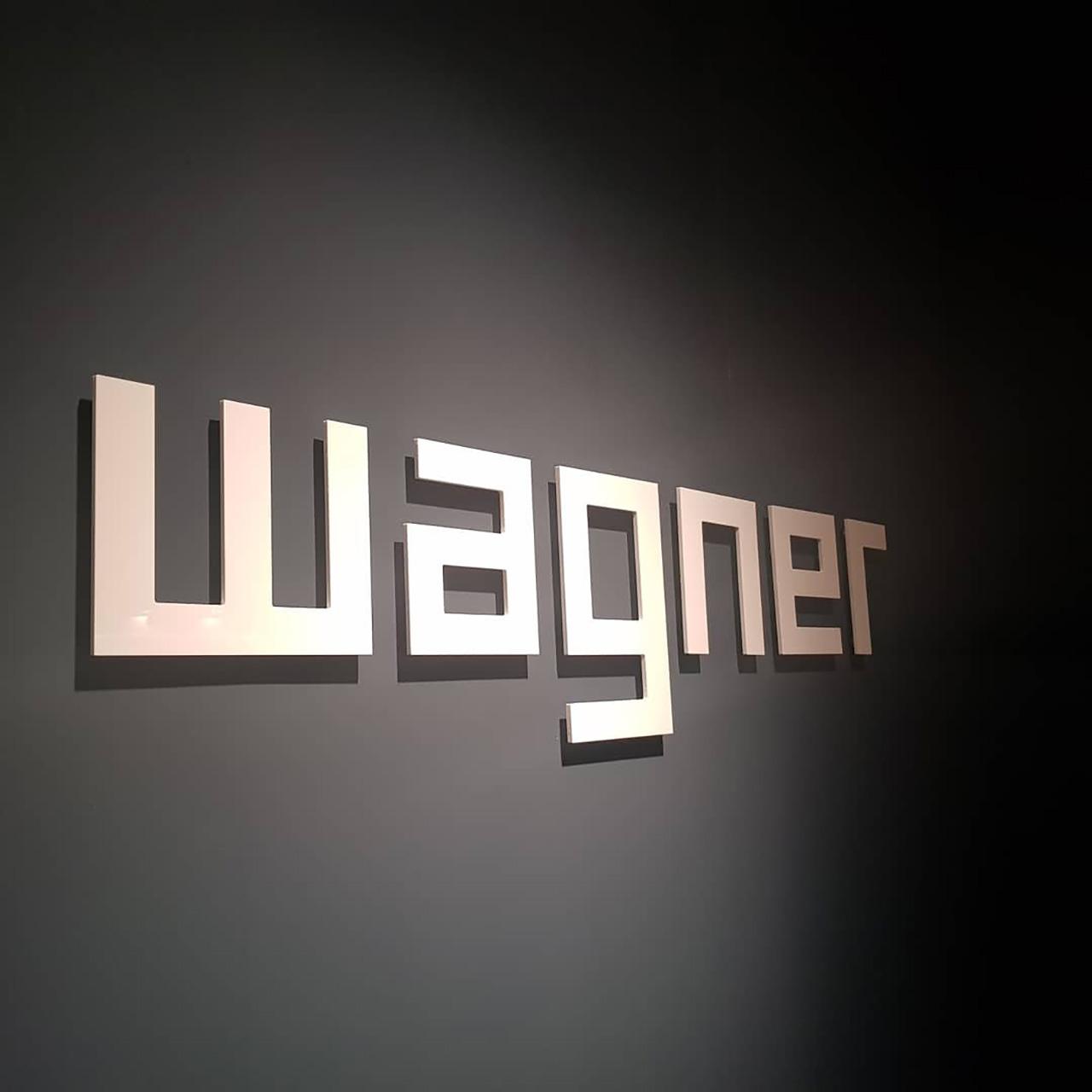 3D-Buchstaben aus Acrylox - Werbetechnik by eest!