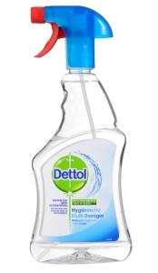 Dettol maakt mandje Airfryer schoon
