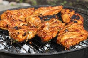 Rub voor kip en vlees - lekkere kruidenmix en marinade