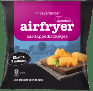Aardappelkroketten van Beyerlander