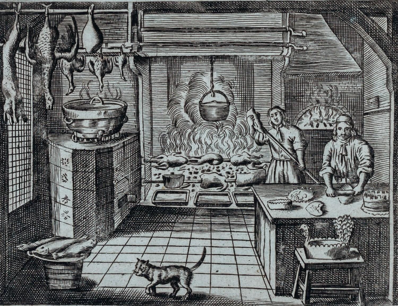 De verstandige kock, 1683